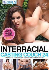Interracial Casting Couch 24