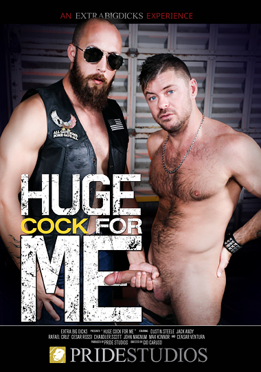 Huge Cock for Me Cover Front