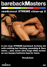 Bareback Masters: Raw And Uncut XTREME Close-Up 2