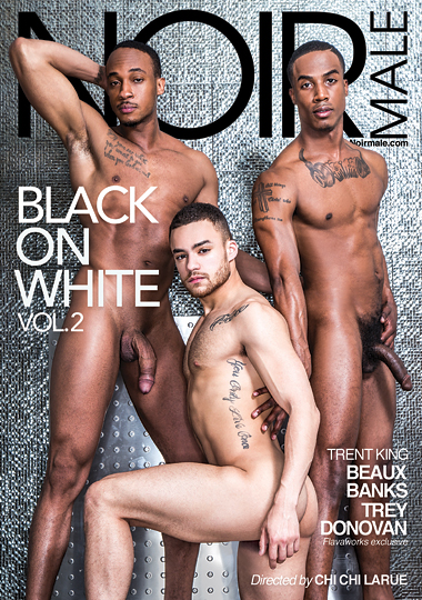 Black on White 2 Cover Front