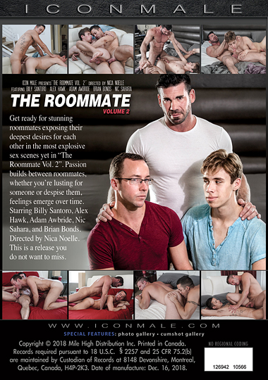 The Roommate 2 Cover Back