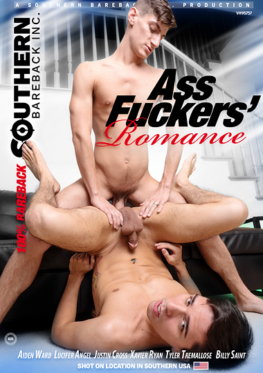 Ass Fuckers Romance Cover Front