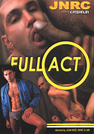 Full Act Cover Front