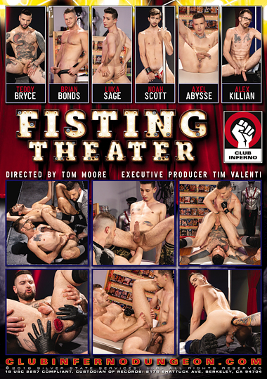 Fisting Theater Cover Front