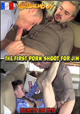 The First Porn Shoot For Jim