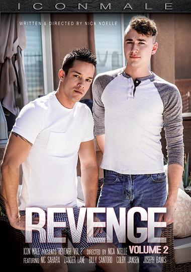 Revenge 2 Cover Front