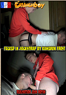 Fucked In Jockstrap By Kameron Frost