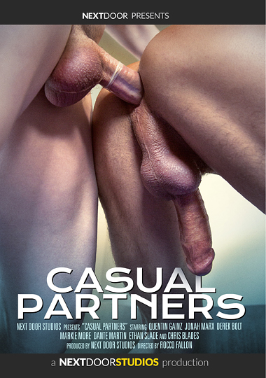 Casual Partners Cover Front