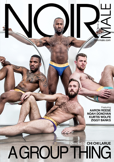 A Group Thing Cover Front