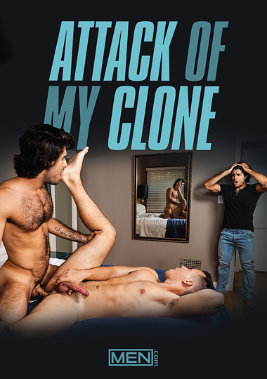 Attack of My Clone Cover Front