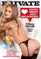social media sexy influencers, tiffany tatum, private, stockings, euro, porn