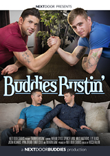 buddies bustin', next door, dante colle, quentin gainz, gay, porn