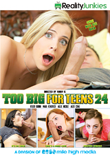 Too Big For Teens 24