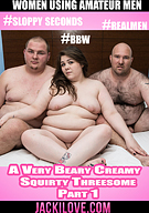A Very Beary Creamy Squirty Threesome