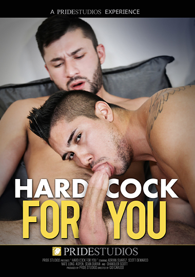 Hard Cock for You Cover Front