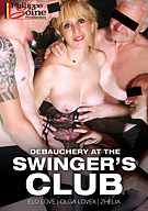 Debauchery At The Swinger's Club