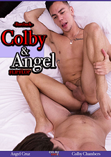Colby And Angel Flip Flop