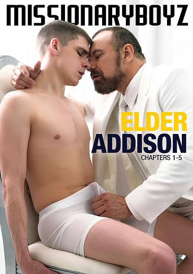 Elder Addison: Chapters 1-5, missionary boyz, president ballard, president lee, twink, bareback, religion, gay, porn