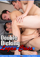 Double Dicking Logan Cross