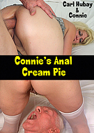 Connie's Anal Cream Pie