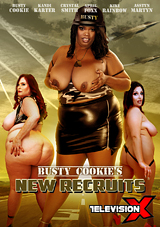 Busty Cookie's New Recruits Episode 4