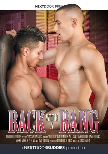 Back with a Bang Cover Front