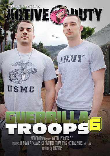Guerrilla Troops 06 Cover Front