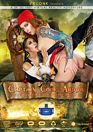 Captain Cock Arrow: The Curse Of The Tight Pussy