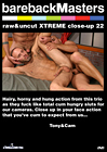Bareback Masters: Raw And Uncut Xtreme Close-Up 22