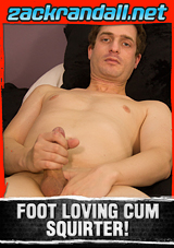 Foot Loving Cum Squirter