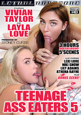 Teenage Ass Eaters 5