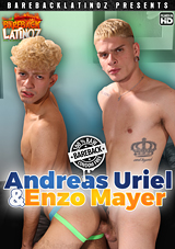 Andreas Uriel And Enzo Mayer