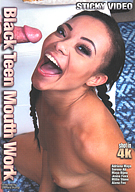 Black Teen Mouth Work