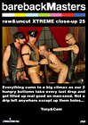 Bareback Masters: Raw And Uncut Xtreme Close-Up 25