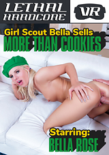 Girl Scout Bella Sells More Than Cookies