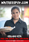 Waitress POV: Keilani Kita: Part-Time Server, Full-Time Whore