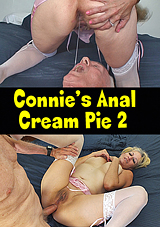 Connie's Anal Cream Pie 2