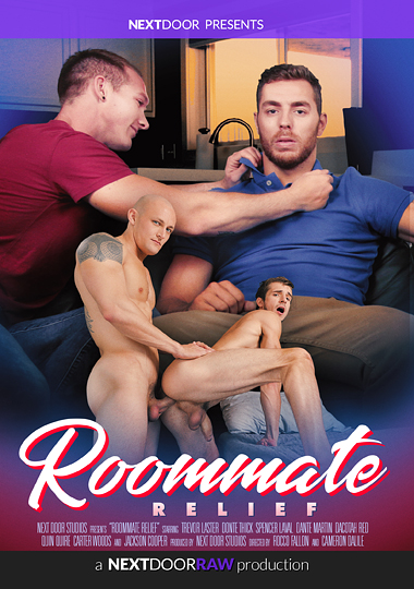 Roommate Relief Cover Front