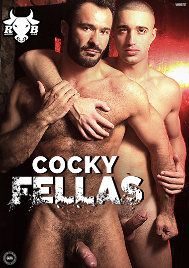 Cocky Fellas Cover Front