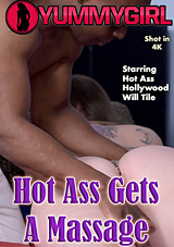 Hot Ass Gets A Massage