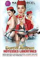 Dorcel Airlines: Hotesses Libertines