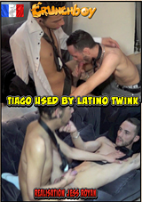 Tiago Used By Latino Twink