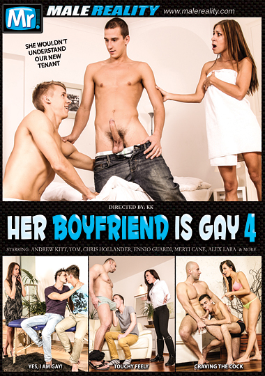 Her Boyfriend Is Gay 4 Cover Front
