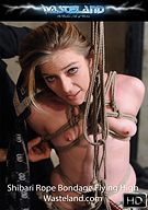 Shibari Rope Bondage Flying High