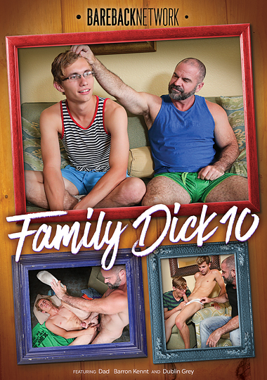 Family Dick 10 Cover Front