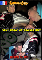 Slut Used By Scally Boy