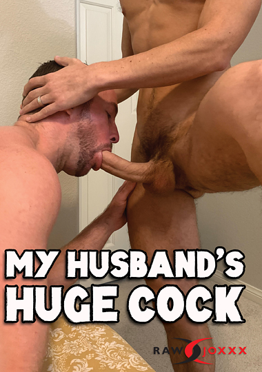 My Husbands Huge Cock Cover Front