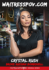 Waitress POV: Crystal Rush: Broke Russian Bombshell