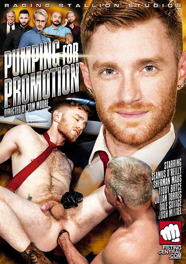 Pumping for Promotion Cover Front
