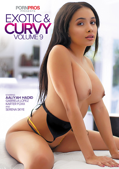 Watch Exotic and Curvy 9 on AEBN